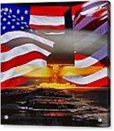B2 Nuclear Power Acrylic Print by Lamyl Hammoudi