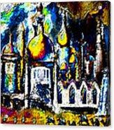 Baghdad  Acrylic Print by David Lee Thompson
