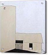 Barn 5 Acrylic Print by Rod Ismay