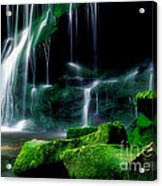 Beauty Of West Virginia Acrylic Print by Darren Fisher