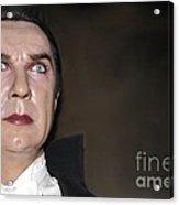 Bela Lugosi As Dracula Acrylic Print by Sophie Vigneault
