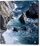 Big Sur Acrylic Print by Anthony Citro