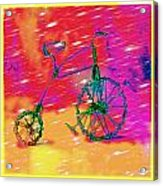 Bike 1a Acrylic Print by Mauro Celotti