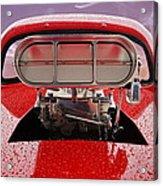 Blown Acrylic Print by Alan Hutchins