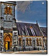 Bodalla All Saints Anglican Church  Acrylic Print by Joanne Kocwin