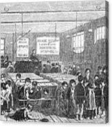 British Ragged School Acrylic Print by Granger