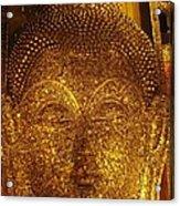 Buddha  Acrylic Print by Prasenjit Dhar