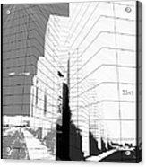 Building Blocks Acrylic Print by Glenn McCarthy Art and Photography