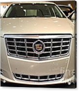 Cadillac . 7d9560 Acrylic Print by Wingsdomain Art and Photography