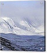 Cairngorms Plateaux, Scotland Acrylic Print by Duncan Shaw