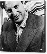 Carlo Levi (1902-1975) Acrylic Print by Granger