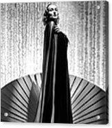 Carole Lombard, 1936 Acrylic Print by Everett