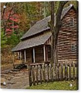 Carter House Acrylic Print by Charles Warren