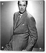 Cary Grant, Ca. 1940s Acrylic Print by Everett