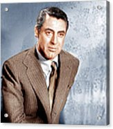 Cary Grant, Ca. 1949 Acrylic Print by Everett