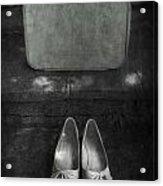 Case And Shoes Acrylic Print by Joana Kruse