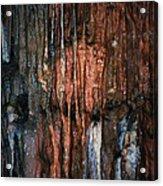 Cave05 Acrylic Print by Svetlana Sewell