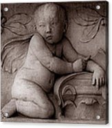 Cherubs 3 Acrylic Print by Andrew Fare
