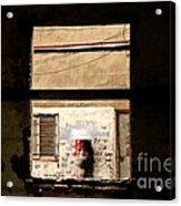 Chinese Whispers Acrylic Print by Dean Harte