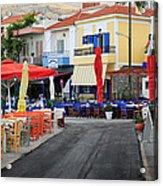 Chios Greece 2 Acrylic Print by Emmanuel Panagiotakis