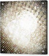 Circle Acrylic Print by Setsiri Silapasuwanchai