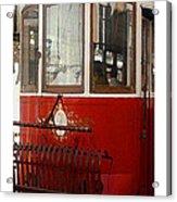 Citymarks Lisbon Acrylic Print by Roberto Alamino