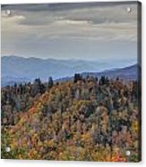 Clingman's Dome IIi Acrylic Print by Charles Warren
