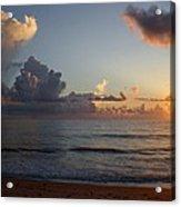 Cloud Menagerie Acrylic Print by Vincent Di Pasquo
