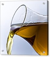 Cognac Acrylic Print by Frank Tschakert
