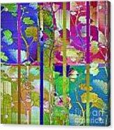Color Blind Acrylic Print by Gwyn Newcombe