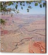 Colorado River Grand Canyon National Park Usa Arizona Acrylic Print by Audrey Campion