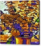 Colored Memories Acrylic Print by Madeline Ellis