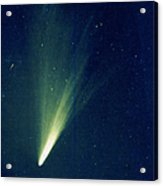 Comet West, 1976 Acrylic Print by Science Source