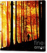 Conversing With Ancients  Acrylic Print by The DigArtisT