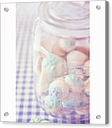 Cookie Jar Acrylic Print by Priska Wettstein