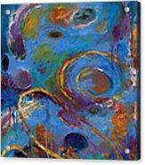 Cosmos 237 Acrylic Print by Johnathan Harris