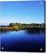 Cottage Island, Lough Gill, Co Sligo Acrylic Print by The Irish Image Collection