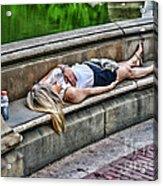 Dead On Arrival  Or  Doa Acrylic Print by Paul Ward