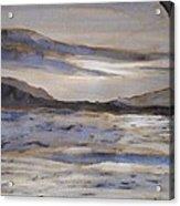 Desolate Acrylic Print by Nicla Rossini