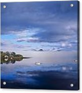 Dinish Island, Kenmare Bay, County Acrylic Print by The Irish Image Collection