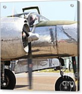 Douglas A26b Military Aircraft 7d15763 Acrylic Print by Wingsdomain Art and Photography