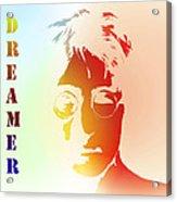 Dreamer 2 Acrylic Print by Stefan Kuhn