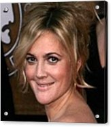 Drew Barrymore At Arrivals For 16th Acrylic Print by Everett