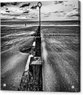 Drifting Sands Acrylic Print by John Farnan