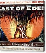 East Of Eden, James Dean, Lois Smith Acrylic Print by Everett