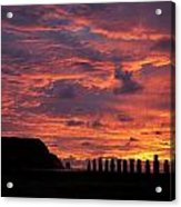 Easter Island Acrylic Print by Easter Island