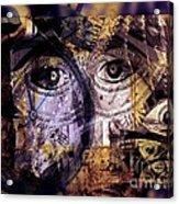Emotional Attachment- Free Me Acrylic Print by Fania Simon