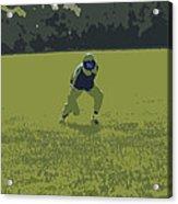 Fielding 2 Acrylic Print by Peter  McIntosh
