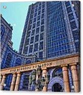 Five Hundred Boylston - Boston Architecture Acrylic Print by Julia Springer