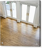 Foyer And French Doors Acrylic Print by Andersen Ross